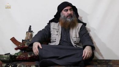 al-Baghdadi Isis