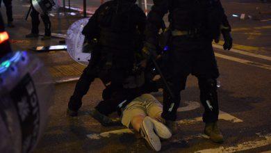 Hong Kong scontri