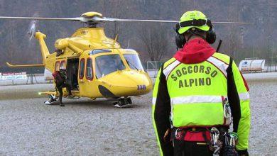 lecco escursionista soccorso alpino