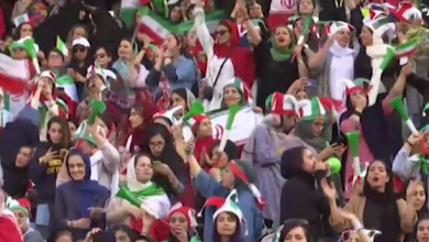 Iran donne stadio
