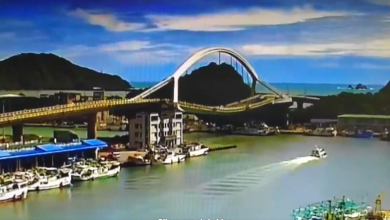 Taiwan ponte