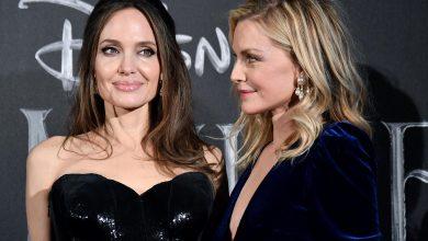 Angelina Jolie Michelle Pfeiffer Roma