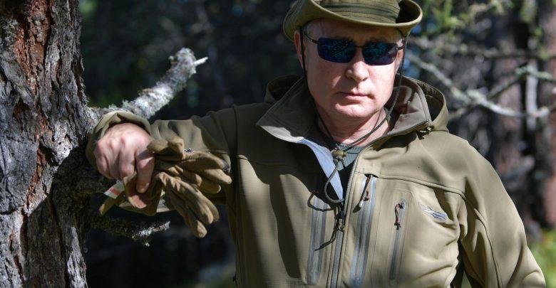 Putin compleanno foto