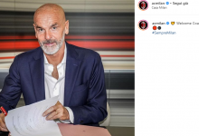 Milan allenatore Pioli