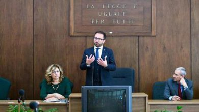 Ergastolo ostativo: Strasburgo boccia il ricorso dell'Italia. La reazione di Bonafede