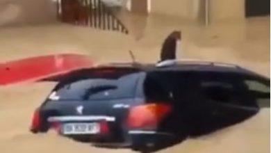 alluvione francia