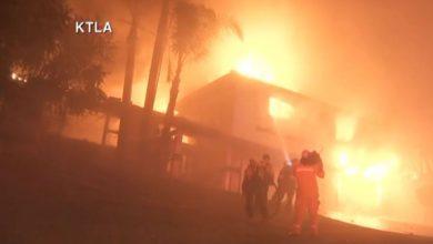 california incendi san bernardino