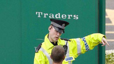 Polizia di Glasgow
