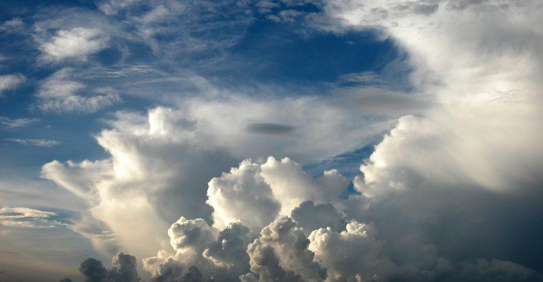 meteo nuvole cielo