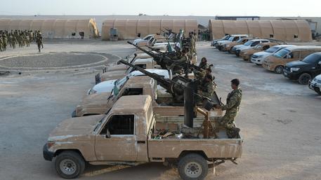 Turchia, esercito pronto a invadere la Siria