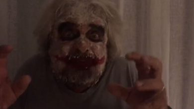 grillo joker video