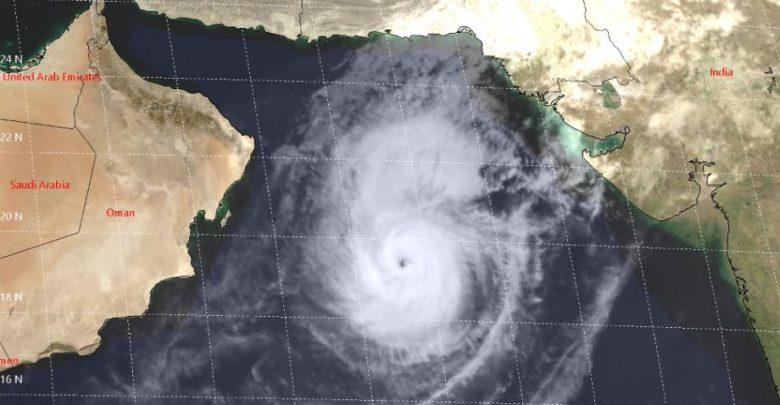 ciclone kyarr oman