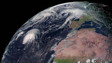 uragano lorenzo azzorre