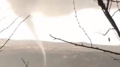 tornado sardegna
