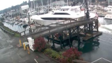 yacht travolge barche