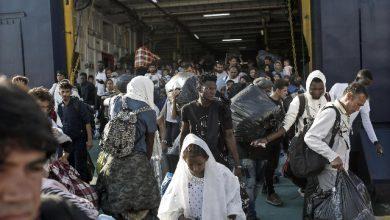 Grecia migranti