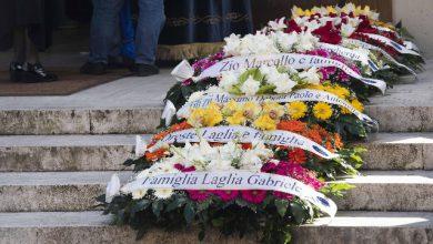 funerale luca sacchi