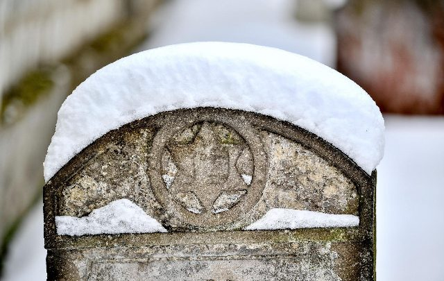 cimitero ebraico danimarca