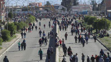 scontri bolivia