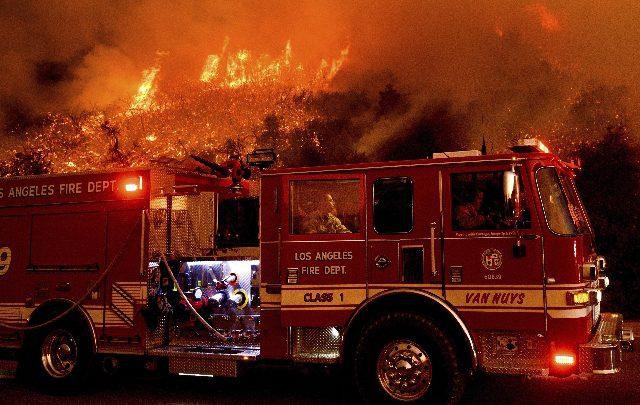 california incendio santa barbara