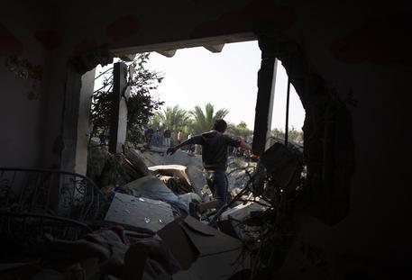 Israele ha bombardato Gaza