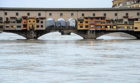maltempo Arno Firenze