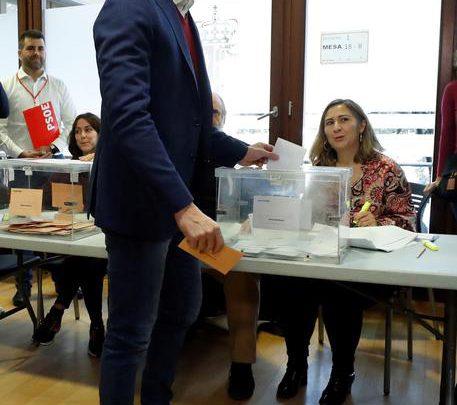 Pedro Sanchez elezioni spagna
