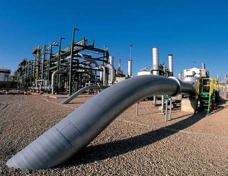 Eni giacimento petrolifero Libia