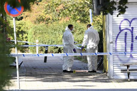 Svezia esplosioni polizia