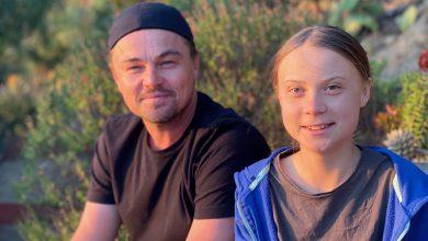 Greta Thunberg DiCaprio