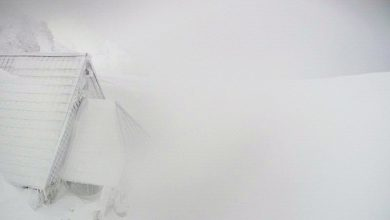 neve alpi giulie