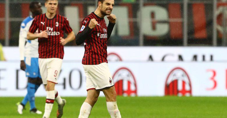 Giacomo Bonaventura Milan-Napoli