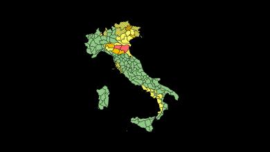Emilia Romagna allerta
