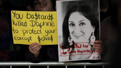 malta giornalista uccisa Daphne Caruana Galizia