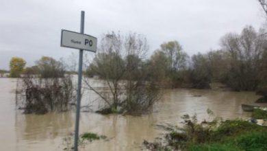 meteo maltempo fiume po
