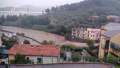 Maltempo Liguria Petronio