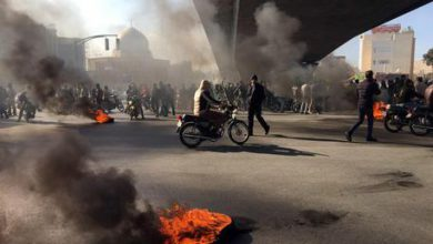 Iran proteste