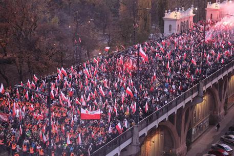 Estrema destra Varsavia
