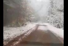 sila calabria neve