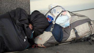 senzatetto milano