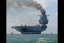 Russia portaerei