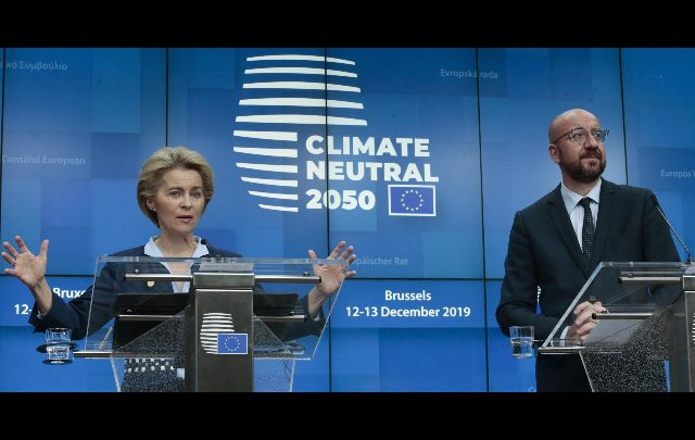 clima green deal