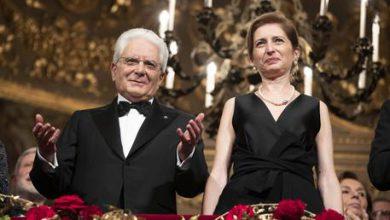 Mattarella alla Scala di Milano