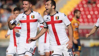 Goran Pandev Lecce-Genoa