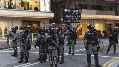 Hong Kong, tensioni tra manifestanti e polizia