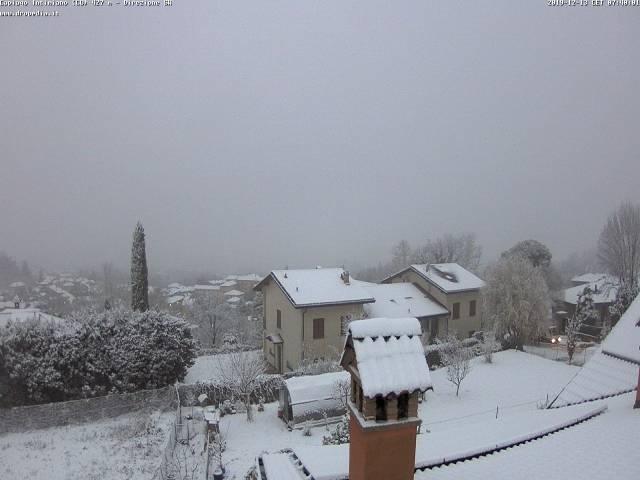 neve oggi webcam