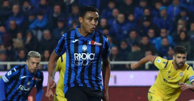 Luis Fernando Muriel Atalanta-Verona
