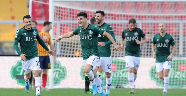Riccardo Orsolini Lecce-Bologna
