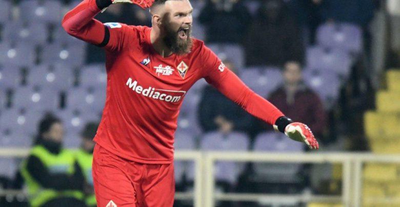 Bartlomiej Dragowski Fiorentina-Genoa