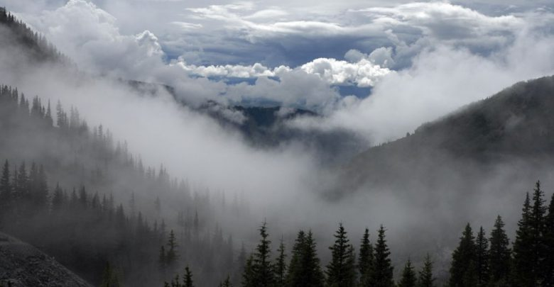 nebbie e nubi basse